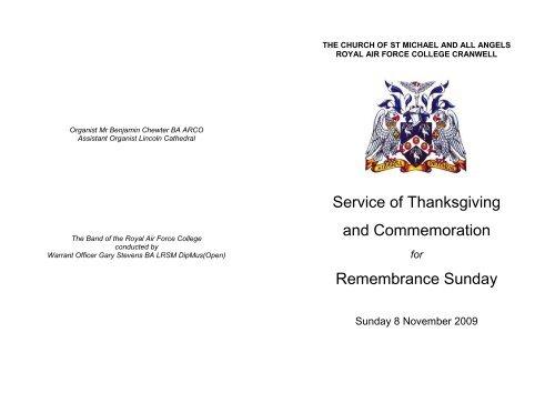 Warrant Officer Gary Stevens BA LRSM DipMus ... - Royal Air Force