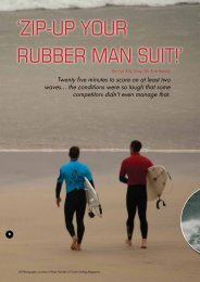 'ZIP-UP YOUR RUBBER MAN SUIT!' - Royal Air Force