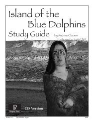 Island of the Blue Dolphins - Rainbow Resource Center