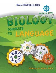Download a PDF Sample of Biology Level 1 - Rainbow Resource ...