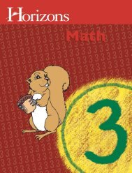 Download a Grade 3 Student Book 1 Sample - Rainbow Resource ...