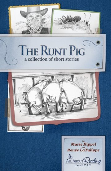 The Runt Pig sample - About Learning Press