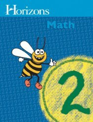 Download a Grade 2 Student Book 1 Sample - Rainbow Resource ...