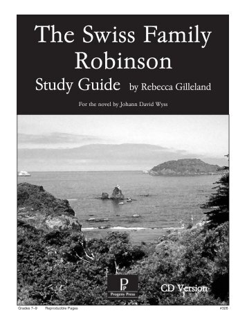 The Swiss Family Robinson Study Guide - Rainbow Resource Center