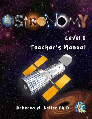 Download a Level 1 Astronomy PDF Teacher Sample - Rainbow ...