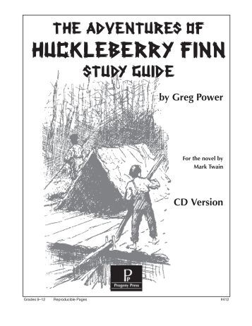 the adventures of huckleberry finn penguin classics pdf
