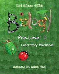 Download a Pre-Level 1 Biology Workbook PDF Sample - Rainbow ...