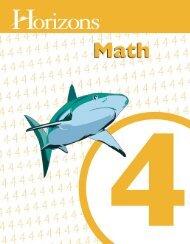 Download a Grade 4 Teacher Guide Sample - Rainbow Resource ...