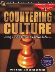 Download a Sample of Countering Cultures Text - Rainbow ...