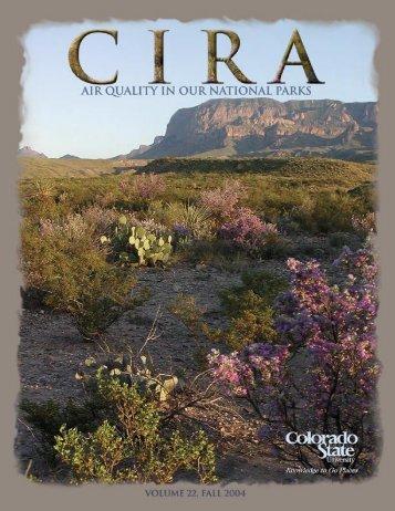 CIRA 2004 Fall - RAMMB - Colorado State University