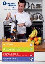 Good start Let's celebrate Kitchen & Table Outdoor ... - Ravinet d'Arc