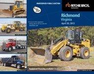 Richmond - Ritchie Bros. Auctioneers