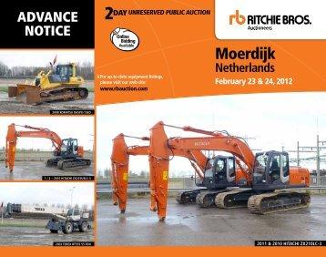 Moerdijk - Ritchie Bros. Auctioneers