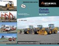 Chehalis - Ritchie Bros. Auctioneers