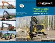 Prince George - Ritchie Bros. Auctioneers