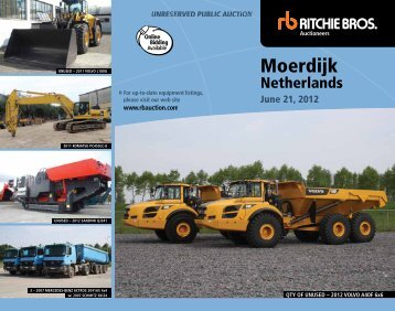 Moerdijk - Ritchie Bros. Auctioneers