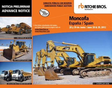 Moncofa - Ritchie Bros. Auctioneers