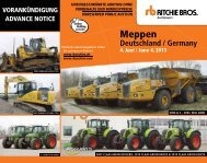 Meppen - Ritchie Bros. Auctioneers