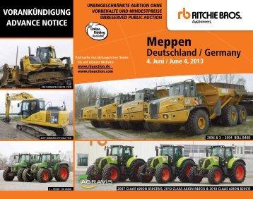 Meppen - Ritchie Bros. Auctioneers