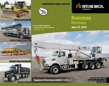 Download PDF - Ritchie Bros. Auctioneers