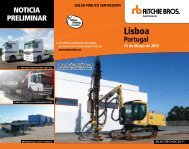 Lisboa - Ritchie Bros. Auctioneers