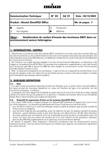 05 gain dect fr.pdf - Kic-ftp1.com