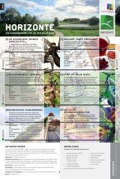 Kursprogramm HORIZONTE 2012 - Reformierte Kirchgemeinde ...