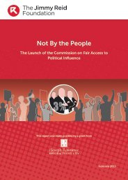 Download the report - The Reid Foundation