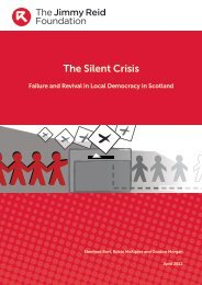 Download The Silent Crisis - The Reid Foundation