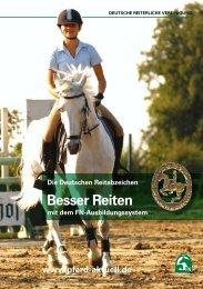 Die Deutschen Reitabzeichen - SportOn.de