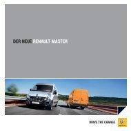 DER NEUE RENAULT MASTER - Renault Preislisten