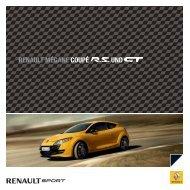 RENAULT MÉGANE coUpÉ UNd - Renault Preislisten