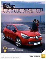 Clio & Clio Grandtour(3,2 MB) - Renault Preislisten