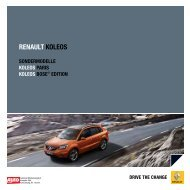 Koleos(1,6 MB) - Renault Preislisten
