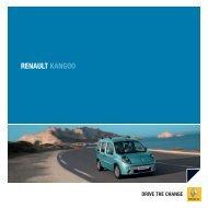 RENAULT KANGOO - Havelland Automobile GmbH