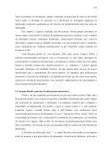 as questões éticas da informação María Nélida González de ... - Ibict - Page 5