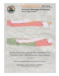 Tertiary Extension and Fault-Block Rotation in the Transition Zone ...