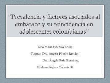"""""""Prevalencia y factores asociados al embarazo y su reincidencia en ..."""