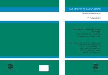 Protocolo de implementación del LMyS - Repositorio Institucional ...