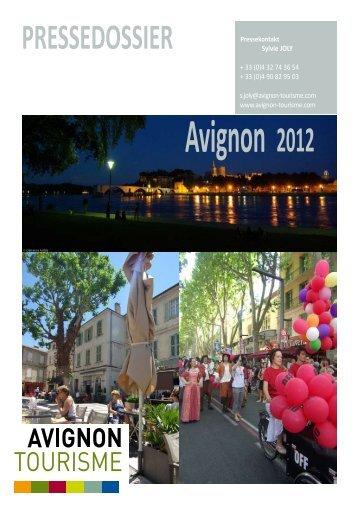 Avignon - Maison de la France