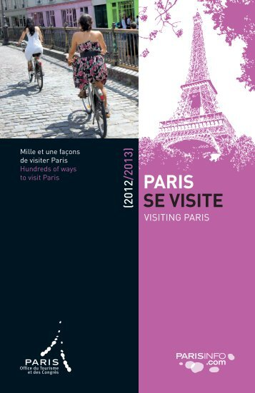 PARIS SE VISITE