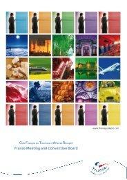 France Meeting and Convention Board - Maison de la France