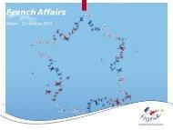 Source : Statistique Canada 2009 - Maison de la France