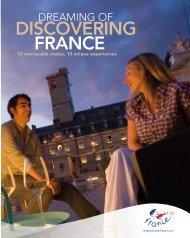 DISCOVERING FRANCE - Maison de la France