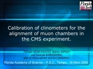 Calibration of clinometers for the alignment of muon chambers in the ...