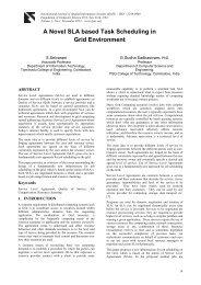 A Novel SLA based Task Scheduling in Grid Environment