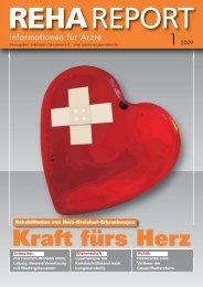 REHA REPORT 1/2009 - Arbeitskreis Gesundheit eV
