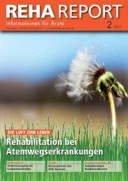 Reha Report - Arbeitskreis Gesundheit eV