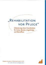 Broschüre Reha vor Pflege Druckversion (pdf, 12 MB