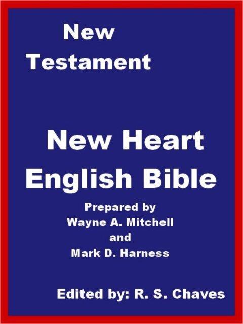 New Heart English Holy Bible New Testament PDF pdf